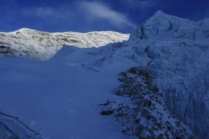 EBC With Island Peak Climbing
