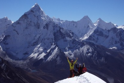 Lobuche Peak Climbing in Nepal| Package For Lobuche Peak Climbing
