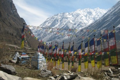 Tsum Valley Trek In Nepal